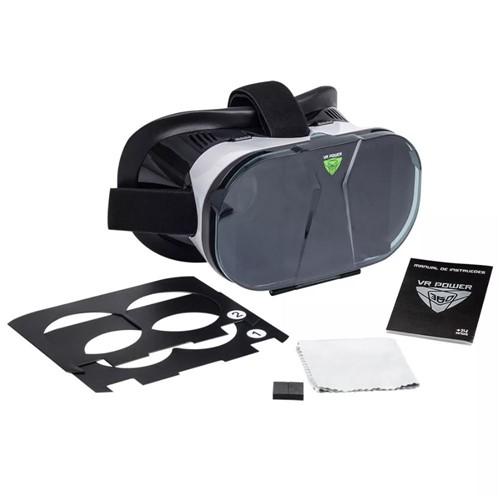 Óculos de Realidade Virtual VR Power 3960 - Dtc