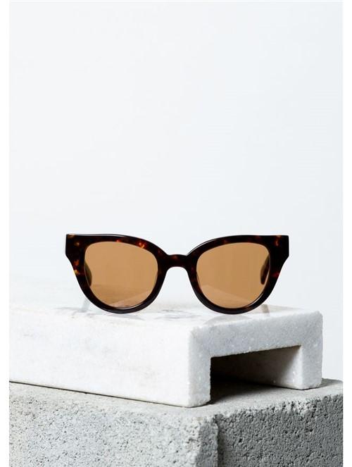 Óculos de Sol Barton Marrom