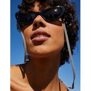 Óculos de Sol Gatinho - Preto U