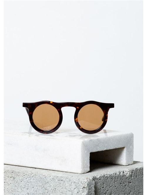Óculos de Sol Lind Marrom