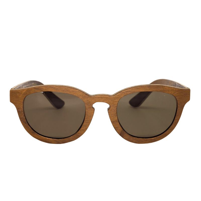 Óculos de Sol Linho MARROM
