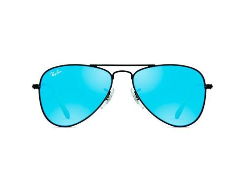 Óculos de Sol Ray Ban Infantil Aviador RJ9506S 201/55-50