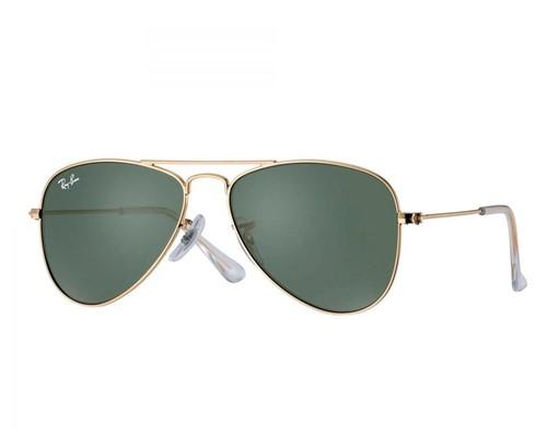 Óculos de Sol Ray Ban Infantil Aviador RJ9506S 223/71-50
