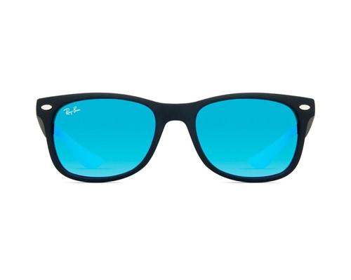 Óculos de Sol Ray Ban Infantil New Wayfarer RJ9052S 100S/55-48