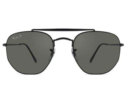 Óculos de Sol Ray Ban Marshall Polarizado RB3648 002/58-54