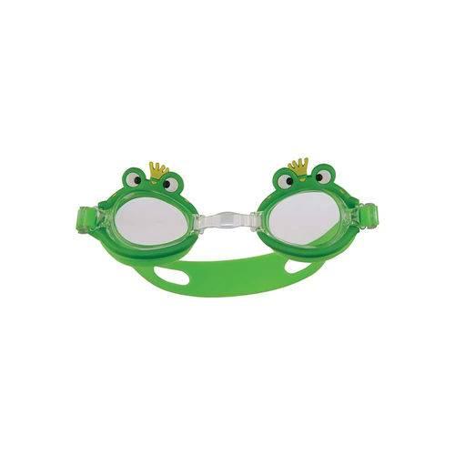 Oculos Natacao Infantil Bichinho Verde