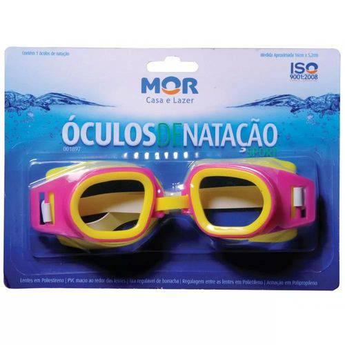 Oculos Natação Infantil Sport Mor