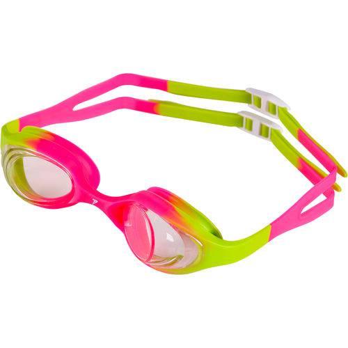 Oculos Natação Nimos Junior Ultra ROC/VDA/TRANS