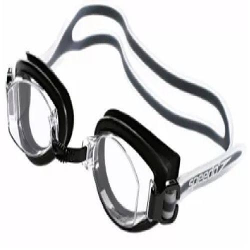 Óculos Natação Speedo New Shark Preto/cristal