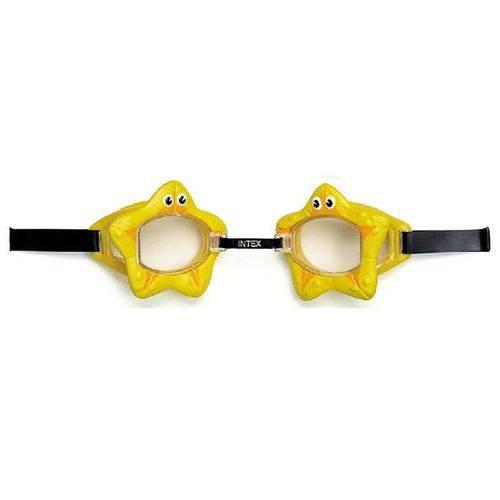 Óculos para Natação Play Bichinhos Animados Estrela - Intex