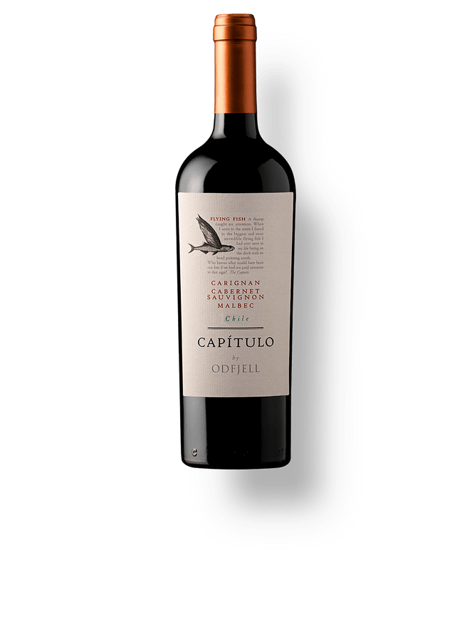 Odfjell Capitulo Blend Orgânico 2016
