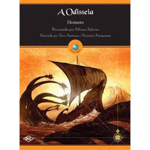 Odisseia, a - Homero - Dcl