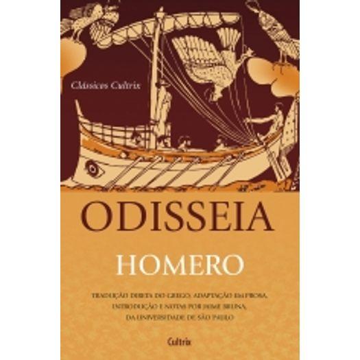 Odisseia - Cultrix