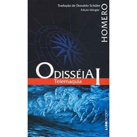 Odisseia - Vol I - 593 - Lpm Pocket