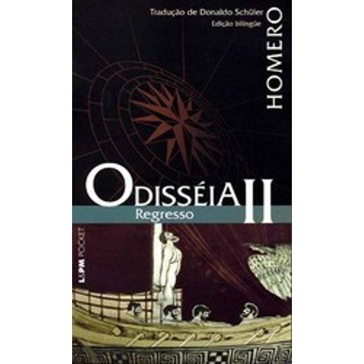 Odisseia - Vol Ii - 602 - Lpm Pocket