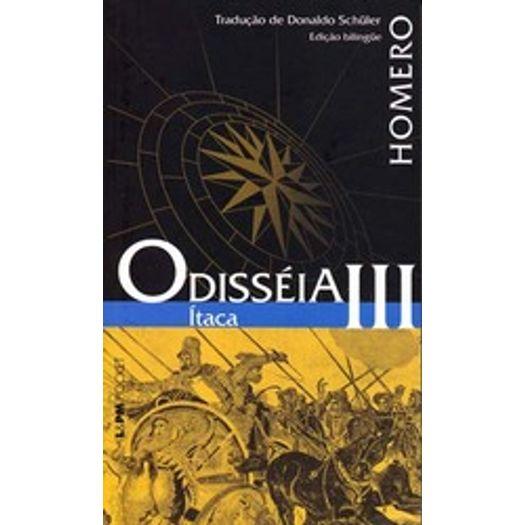Odisseia - Vol Iii - 622 - Lpm Pocket