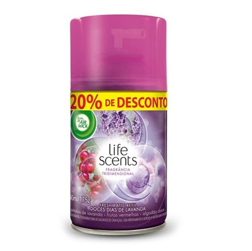 Odorizador Aer Bom Ar Fresh 250ml 20%Des Desc D.Dias La