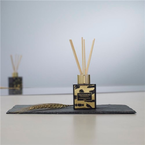Odorizante de Ambiente C/ 6 Varetas Printemps Master Gold - Dourado-preto - 100ml