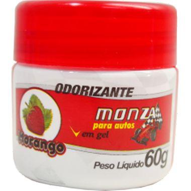 """Desodorante Pérola Monza """"Morango"""" Gel 60g"""