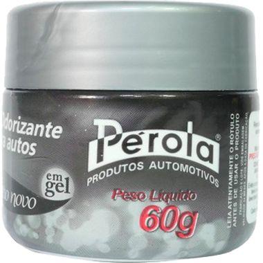 Odorizante Gel Carro Novo Pérola 60g