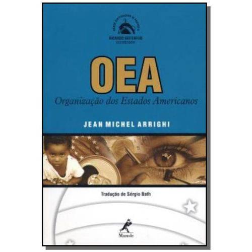 Oea: Organizacao dos Estados Americanos