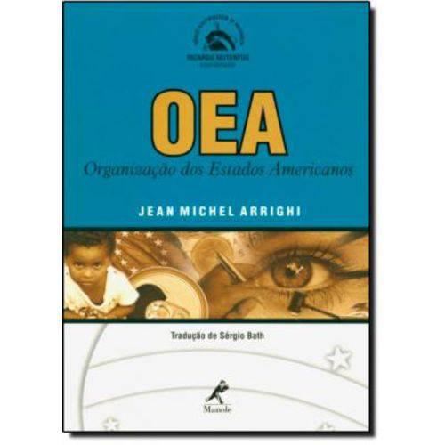 OEA: Organização dos Estados Americanos