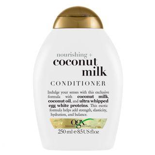 OGX Coconut Milk - Condicionador Nutritivo 250ml