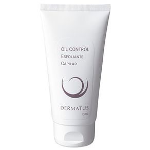 Oil Control Esfoliante Capilar Dermatus - Tratamento Esfoliante do Couro Cabeludo 150g