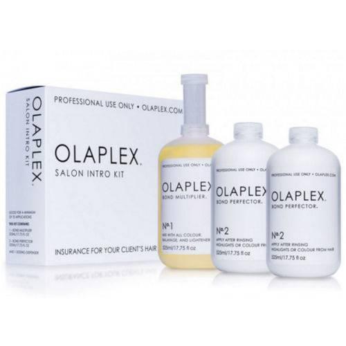 Olaplex Kit Salon Intro com 3 Produto * 525ml