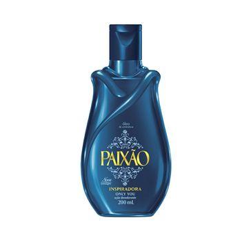 Óleo Banho Paixão Only You 200ml