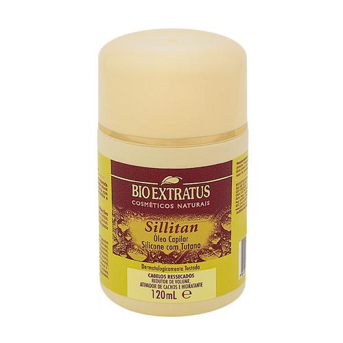 Óleo Capilar Bio Extratus Sillitan Silicone com Tutano com 120ml