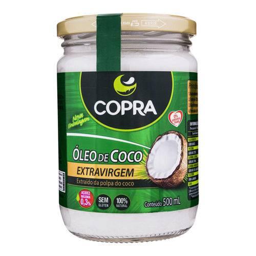 Oleo Coco Copra 500ml-vd Ex Virg