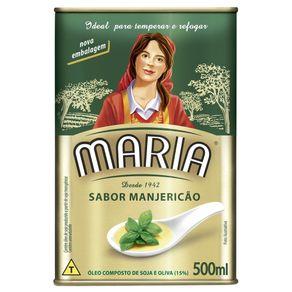 Óleo Composto Sabor Manjericão Olivia 500ml