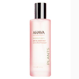 Óleo Corporal Ahava - Dry Oil Body Mist Cactus & Pink Pepper 100ml