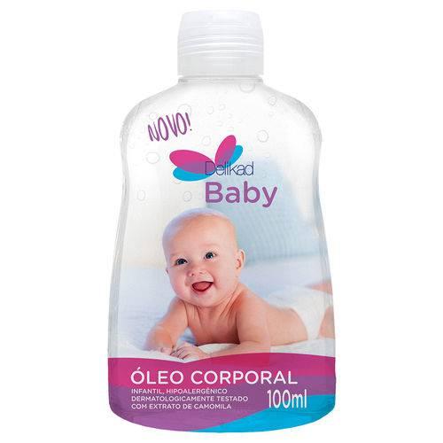 Óleo Corporal Delikad Baby 100ml
