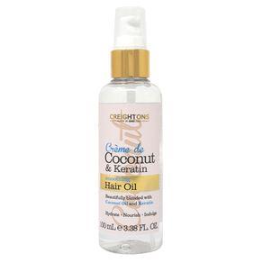Óleo Creightons Crème de Coconut & Keratin Capilar 100ml
