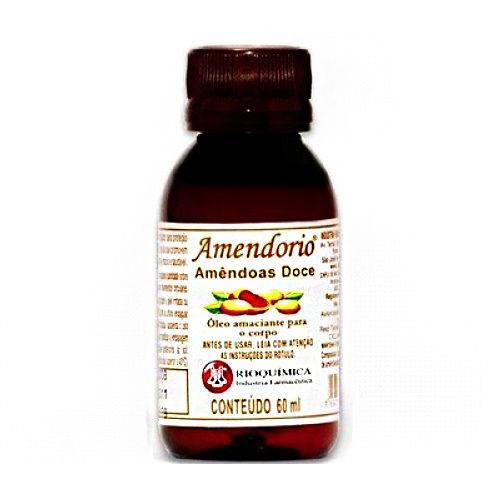 Óleo de Amendoas Doce Amendorio Rioquímica 60ml