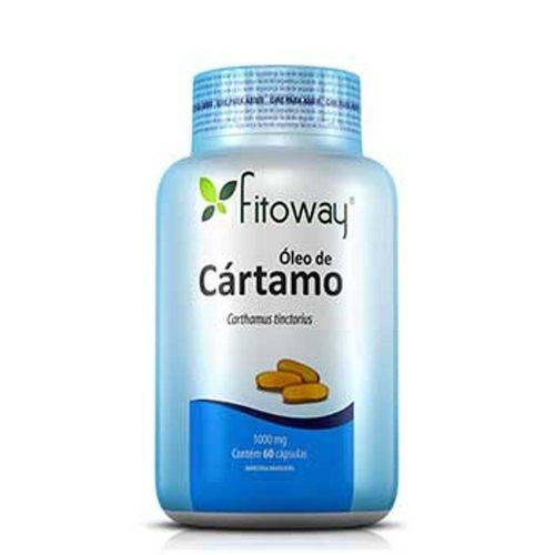 Oleo de Cartamo Fitoway 1.000mg