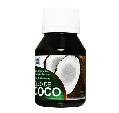 Óleo de Coco 60ml - NatuHair