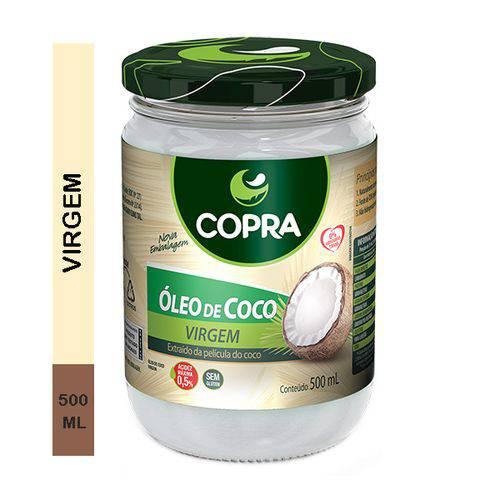 Óleo de Coco Copra Virgem 500ml