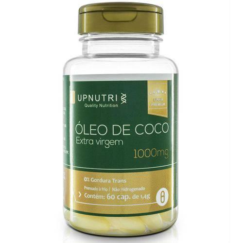 Óleo de Coco Extra Virgem (60 Cápsulas) Upnutri