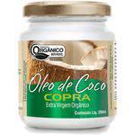 Óleo de Coco Extra Virgem Orgânico - 200ml