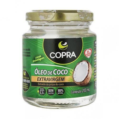 Óleo de Coco Extravirgem 200ml - Copra Coco