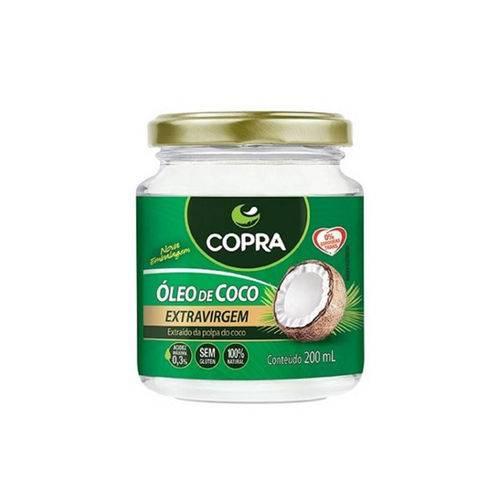 Óleo de Coco Extravirgem 200ml - Copra