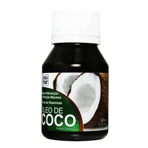 Óleo de Coco NatuHair 60ml - Skafe