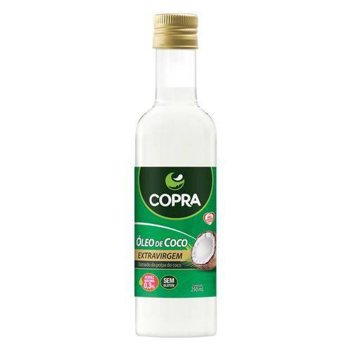 Óleo de Coco Orgânico Extravirgem 250ml