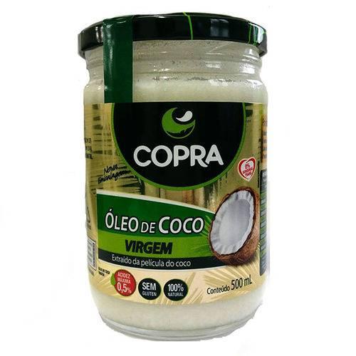 Óleo de Coco Virgem Copra 500ml