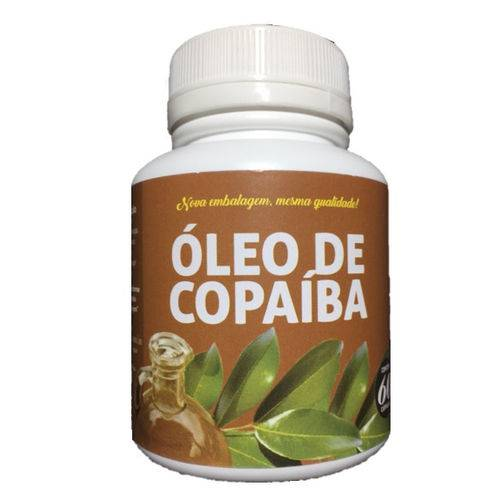 Oleo de Copaiba - Natu Vitty - 60 Cápsulas
