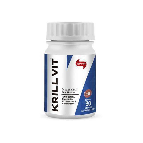 Óleo de Krill - Vitafor - 30 Cápsulas