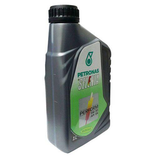 Oleo de Motor 5w30 Petronas Selenia Perform Api Sn Sintético 1Lt